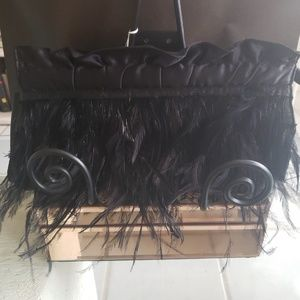 Express clutch purse